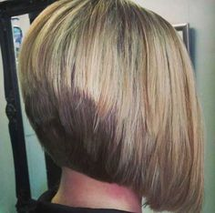 20+ Stacked Bob Haircut Pictures | Bob Hairstyles 2015 - Short Hairstyles for…