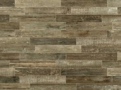 Full-body porcelain stoneware wall/floor tiles with wood effect SCRAPWOOD Fire by Italgraniti