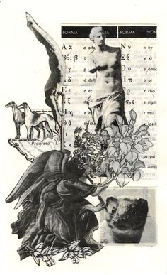 Collages de Blesia Reverich