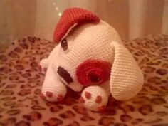 (4) Name: 'Crocheting : Puppy Dog Pattern