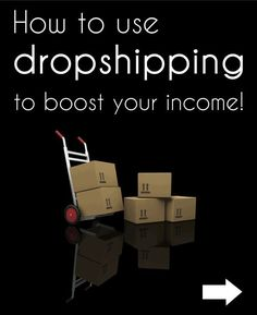 SUPPLEMENTS DROPSHIPPING - Find out how it could make starting your business so much easier, along with increase your income! #dropshipping