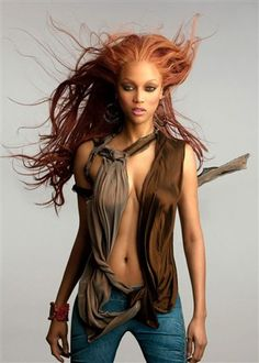 Tyra Lynne Banks (born December 4, 1973) is an American model, media personality, actress, occasional singer, author and businesswoman.[4][5][6] She first became famous as a model, appearing twice on the cover of the Sports Illustrated Swimsuit Issue and working for Victoria's Secret as one of their original Angels. Banks is the creator and host of the UPN/The CW reality television show America's Next Top Model, co-creator of True Beauty, and host of her own talk show, The Tyra Banks Show.