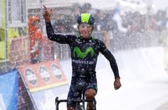 What to watch for in March pro cycling   VeloNews.com > A little bit of snow didn't stop Nairo Quintana from winning stage 5 of the 2015 Tirreno-Adriatico. Photo: Tim De Waele   TDWsport.com  Read more at http://www.velonews.com/2017/02/news/watch-march-pro-cycling_431441#y3KEOLdkrDjjKzOv.99