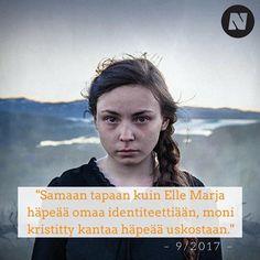 Saamelaisveri sykähdyttää elokuvateattereissa – ja Nuotassa. Ketä me syrjimme tänään? #saamelaisveri #syrjintä #leffa #nuotta