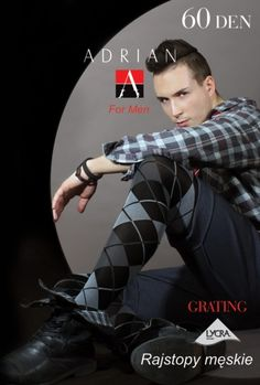 Reviewed: ADRIAN 60 denier 'Grating' tights. This is the first of several reviews of the new range of Men Collection tights produced...http://tights.fun/reviewed-adrian-60-denier-grating-tights/