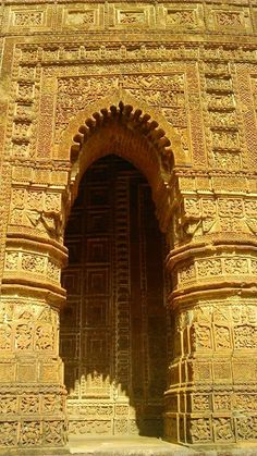 terra cotta structure, bishnupur Indian Architecture, West Bengal, Forts, Terra Cotta, Palaces, Temples, Barcelona Cathedral, Tower, Museum