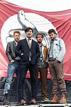 Mumford and Sons | Andrew Whitton