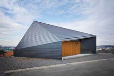 Японская архитектура дома: дом-парус