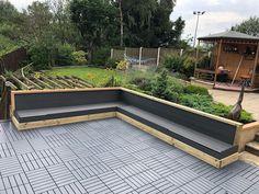 Outdoor Sectional, Sectional Sofa, Outdoor Furniture, Outdoor Decor, Liverpool, Upholstery, Patio, Home Decor, Modular Sofa