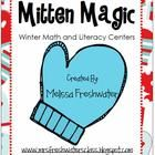 Grab the mittens and let's have some fun this winter. This 97 page packet is filled with numerous different winter themed math and literacy activit...