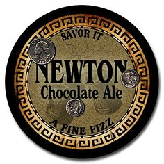 Newton Beer - 4 pack Rubber Drink Coasters ZuWEE http://www.amazon.com/dp/B00LUHEQYI/ref=cm_sw_r_pi_dp_EOfqub0ZXQ0DQ