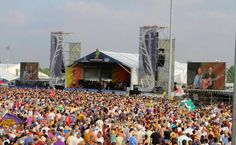 The 2014 New Orleans Jazz and Heritage Festival - New Orleans, LA ...