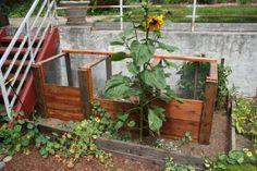How To Build A Triple Compost Bin Project