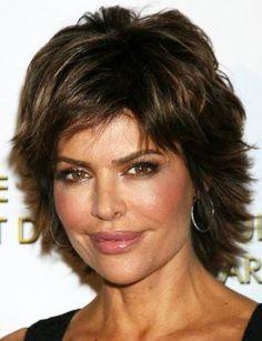 hair styles for short hair women - Google Search