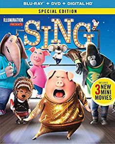 Don't You Worry 'Bout a Thing! Own Sing Special Edition on Blu-ray, DVD, and Digital HD at the lowest price with Amazon's pre-order price guarantee!