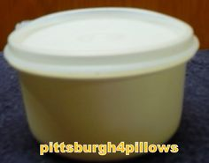 Tupperware - Dip Bowl - EUC - Read Below - 1667 by pittsburgh4pillows on Etsy
