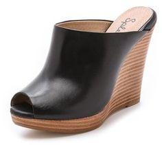 Splendid Brooklin Wedge Mules on shopstyle.com