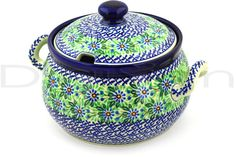 Soup Tureen- Polish Pottery