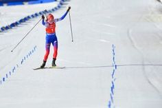 Pozrite si, ako Anastasia Kuzminová vyhrala stíhacie preteky v Oslo Oslo, Hockey, Field Hockey, Ice Hockey