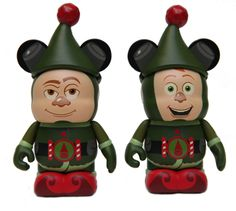 Vinylmation. Prep and Landing