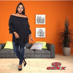 0e9fa10761e 35 Plus Size Off-Shoulder Outfit Ideas For Spring Summer 2018 ...