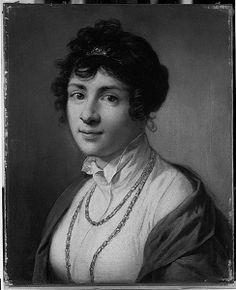 Fräulein Pezold, die spätere Gattin des Oberleutnants Kötsch Graff, Anton (Maler) Um 1801/02
