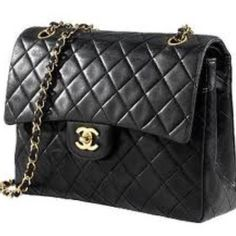 Dream Chanel purse!  Only in my dreams can I ever afford it.