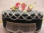 Beautiful string work and oriental string work