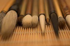 shodo-brushes