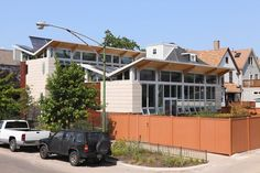 net-zero energy home, chicago