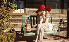 Jill by Jill Stuart Ad Campaign, Spring/Summer 2011 - My Face Hunter