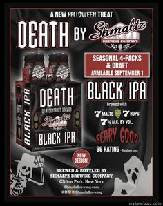 mybeerbuzz.com - Bringing Good Beers & Good People Together...: Shmaltz Death Of a Contract Brewer Returns In New ...