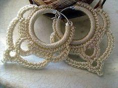 Crochet Earrings by Camille Marie (Closed) -
