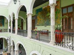 Mérida, Palacio de Gobernio – ROULER SA VIE