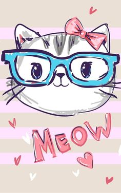 Cute Cars Illustration Pictures 64 Ideas For 2019 Cartoon Wallpaper, Cute Cat Wallpaper, Animal Wallpaper, Iphone Wallpaper, I Love Cats, Crazy Cats, Cute Cars, Cat Drawing, Cute Cartoon