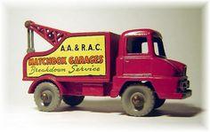 Matchbox 13c Thames Wreck Truck (1961)