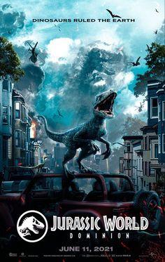 Jurassic Park Lego, Jurassic Park Poster, Blue Jurassic World, Jurassic Movies, Jurassic World Fallen Kingdom, Jurassic World Movie Poster, Bryce Dallas Howard, Falling Kingdoms, Fan Art