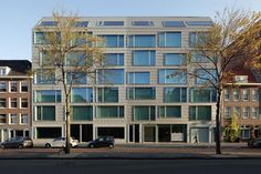 The Double, Amsterdam - Wiel Arets Architects