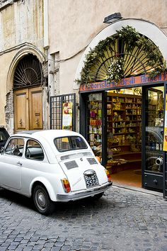 Food Store, Rome