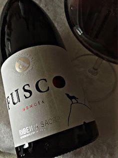 El Alma del Vino.: Bodegas Albamar Fusco Mencía 2012