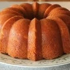 To-Die-For Buttermilk Pound Cake