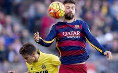 """Piqué, sobre el clásico: """"Llegamos al Bernabéu en el mejor momento"""" - El jugador del Barcelona Gerard Piqué ha asegurado que su equipo visitará el Santiago Bernabéu, el próximo 21 de noviembre, """"en el mejor momento d..."""