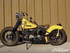 KnuckelHead 47 - Harley Davidson
