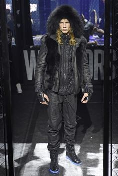LOOK | 2015-16 FW MILAN MEN'S COLLECTION | PHILIPP PLEIN | COLLECTION | WWD JAPAN.COM