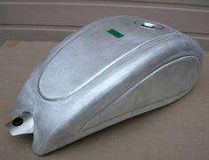 How to Clean a Rusty Motorcycle Gas Tank