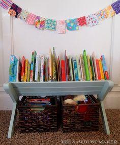 On moque souvent la jeunesse pour son attrait fort pour les écrans. Pourtant, beaucoup de jeunes et de petits ont le goût de la lecture et l'amour des jolis livres. Pour tous ces petits qui ont l'amour des mots, une belle bibliothèque est toujours un grand plaisir et c'est un lieu facilement identifiable où l'enfant...
