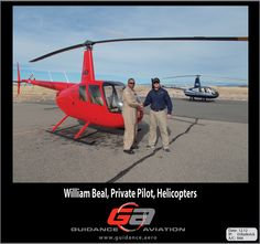 A new Private Pilot - Helicopters !