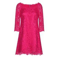 Dolce & Gabbana Lace Dress ($1,740) ❤ liked on Polyvore featuring dresses and dolce gabbana dresses