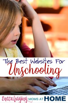 "Unschooling – Websites, Resources, Information to Inspire Unschooling doesn't mean ""not learning"". Here are some of the best websites to use when you are unschooling your child. Middle School Counseling, Pta School, High School, School Tips, Montessori Homeschool, Homeschool Curriculum, Homeschooling, World History Teaching, Life Learning"