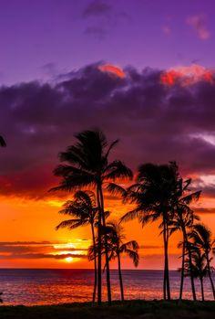 Ko Olina Sunset, Hawaii